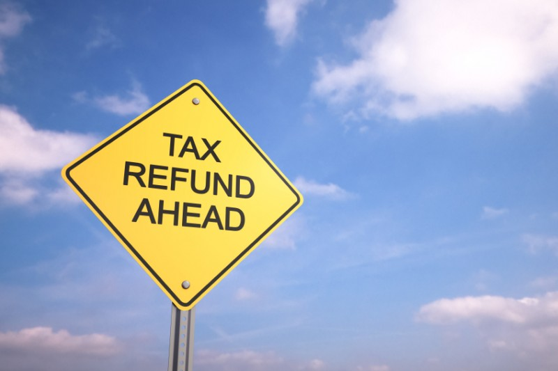 Tax refund